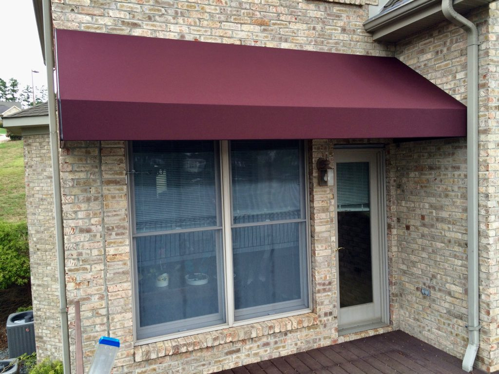 Canvas Awnings | Evergreen Awnings